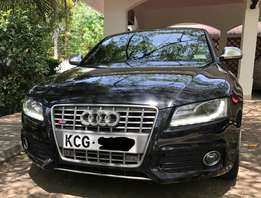 Audi S5 Coupe 2009 Fully Loaded 4.2L V8 in Mombasa