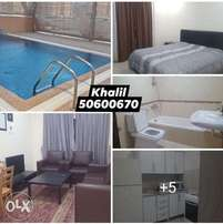 Manqaf - Fully Furnished 2 BR Apartment / Rent 350 up to 370 KD