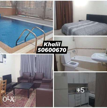 Manqaf - Fully Furnished 2 BR Apartment