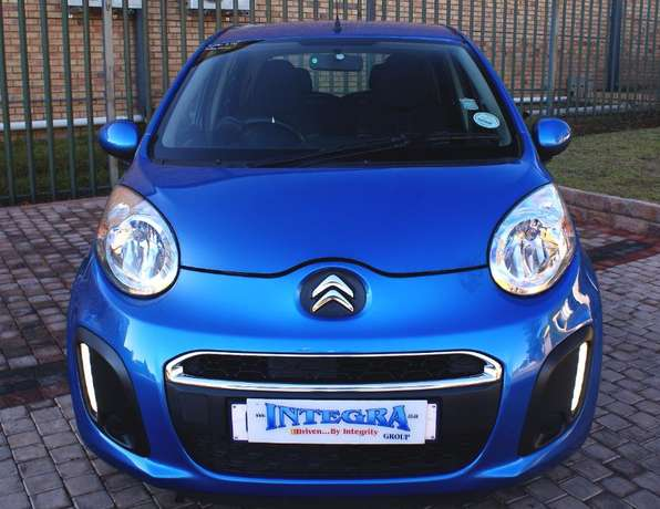 Citroen C1 1.0 EGS Seduction Auto Roodepoort - image 1