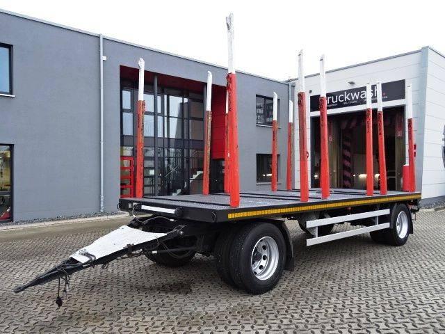 Schmitz Cargobull BEFA / EXTE - Rungen / 2 Achsen - 2014