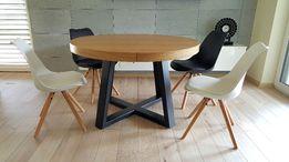 Stół Okrągły Stoły I Krzesła W Podkarpackie Olxpl