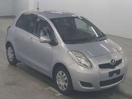 Toyota Vitz 2010 Foreign Used For Sale Asking Price 650,000/=