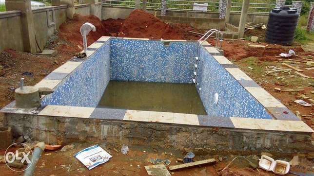 Call for swimming pool construction And Maintenance Eti Osa - image 3