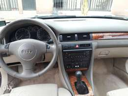 Audi a6 for sale with tiger face engine four plug first body clean int