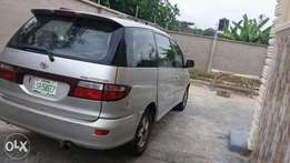 Clean Buy and drive Toyota previa