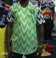 Authentic Nigerian Official 2018 FIFA World Cup Jersey