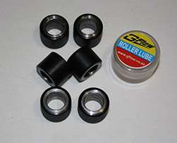 Performance Rollers for GY6 Scooters