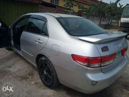 Nigeria used Honda Accord