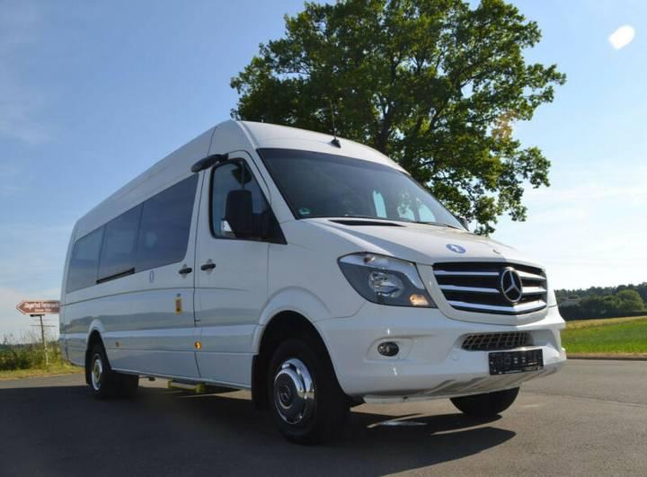 Mercedes-Benz Sprinter 516 Transfer 55 E6 23 Sitze Klima Kamer - 2016