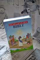 Read and Learn Bible for children