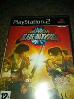Blade warriors (ps2)