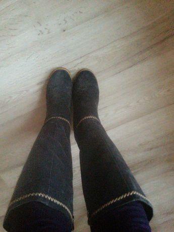 c553a9716 Архив: Сапоги зимние Respect замшевые 39: 500 грн. - Женская обувь ...