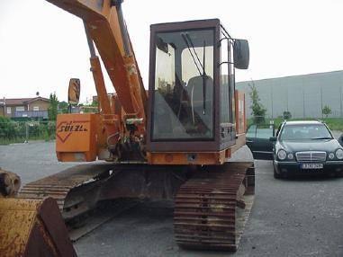 CASE POCLAIN 888 Kettenbagger - 1992