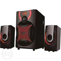 TAGWOOD MP-2175 Multimedia 2.1 Subwoofer With Bluetooth