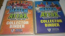 Match Attax Cards (over 700 to chose from) 2008/09 & 2009/10