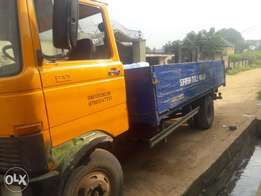 8-13 Truck big axle with good tyres 6 cylinder