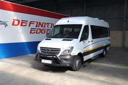 2017 Mercedes Benz Sprinter 515 CDi XL with delivery mile