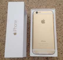 Gold iphone 6 16GB for sale
