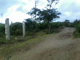 1 acre land in Utange at 7M only