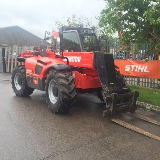Manitou MLT 845-120 - 2015