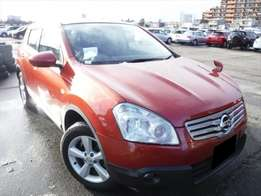 Nissan Dualis 2010 4WD