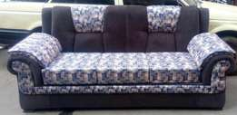 7 Seater Fabric Sofasets. Mix and March
