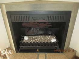Heatwave Gas Fireplace