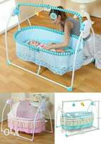 Baby swing beds