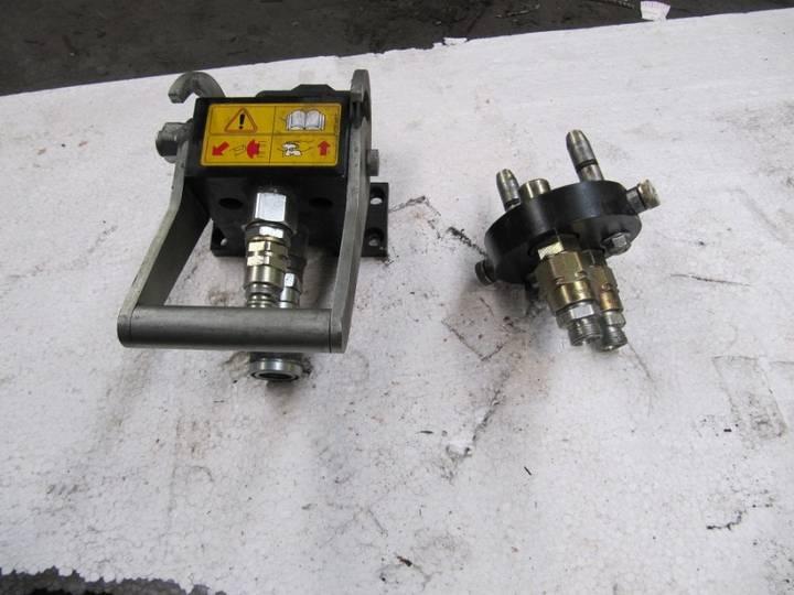 Snelkoppelingen  Faster    P506F  P206F