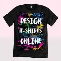 T-shirt printings and designing