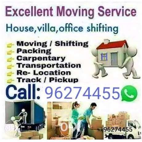Professional movers and carpenter services gf