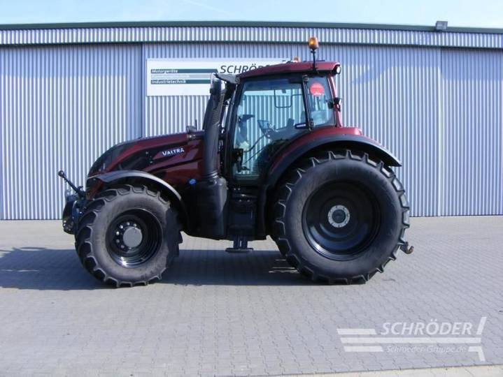 Valtra t 234 d smarttouch - 2017