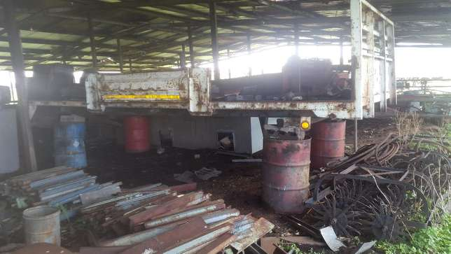 Truck bodies with drop down sides for sale. Delmas - image 4