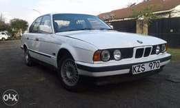 BMW 520 in mint condition