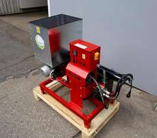 Wood waste Briquetting Press Sawdust Briquette Machine maker presser 1