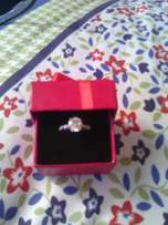 Sterling silver 925 beautiful ring only R200.00 bargain