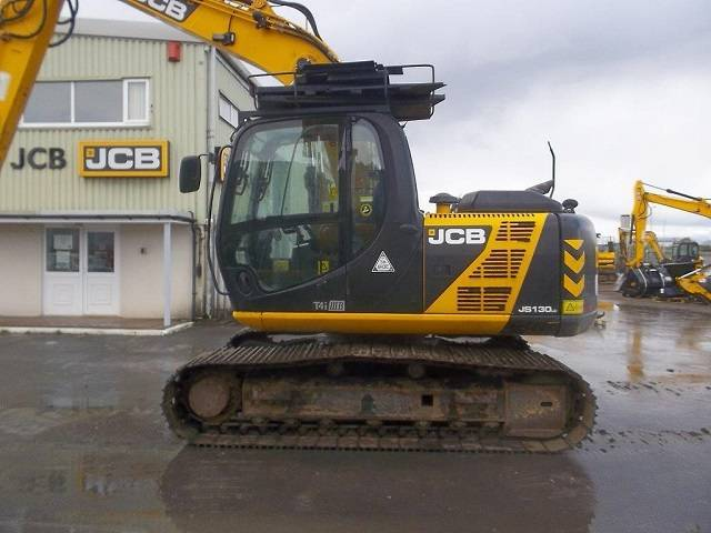 JCB Js 130 Lc - 2013