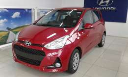 2017 Hyundai Grand i10 1.25 Motion for R186900 or from R3720p/m