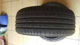 Continental run on flat tyres 19inch