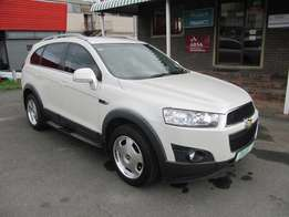Automatic !!! 7 Seater !!! 2012 Chevrolet Captiva 2.4 LT