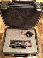 ATN ThOR-336 4.5-18X (60Hz) Thermal Weapon Sight Rifle Scope
