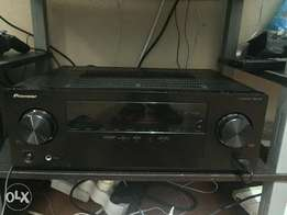 Pioneer Full HDMI/IPod/USB Receiver with speakers