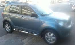 2009 daihatsu terios in a good condition.
