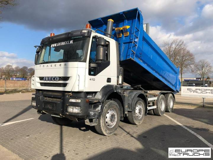 Iveco Trakker AD410T41 Euro 4 - Manual - Airco - Good condition - 2008