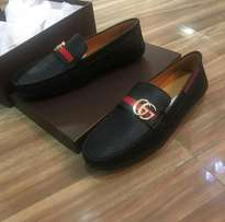 Gucci line loafers