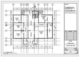 Affordable architectural house plans