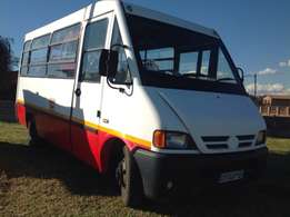 TATA 713 SCF 21 seater bus on clearence special now
