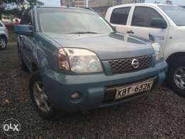 Nissan Xtail clean KBT registration fully loaded