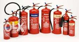 fire extinguishers for sale,installment and servicing